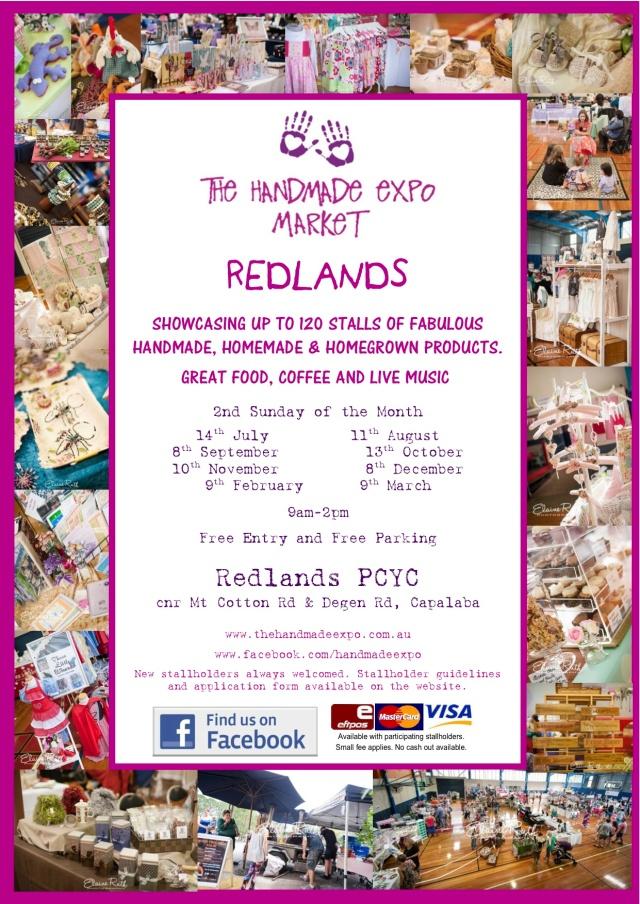 REDLAND A4 Flyer
